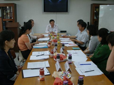 2012년 학교평생교육 컨설팅 실시