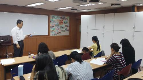 2014년 학교평생교육 모니터링을 통한 효율적인 운영